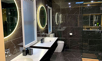 Cost of renovating a bathroom in Melbourne
